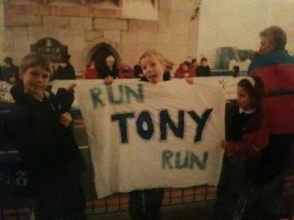 Run tony run